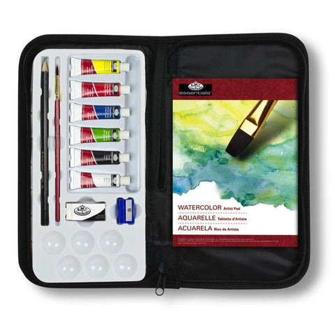 Royal & Langnickel Keep N Carry Complete Set Watercolour Art Materials