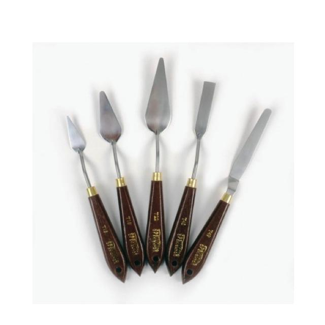 Seawhite 5 Piece Painting Knife Set Art Materials