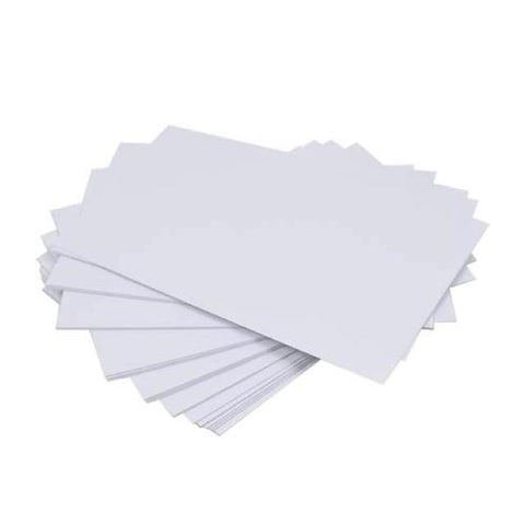 Seawhite A4 White Card Pack - 200Gsm X 10 Sheets Art Materials