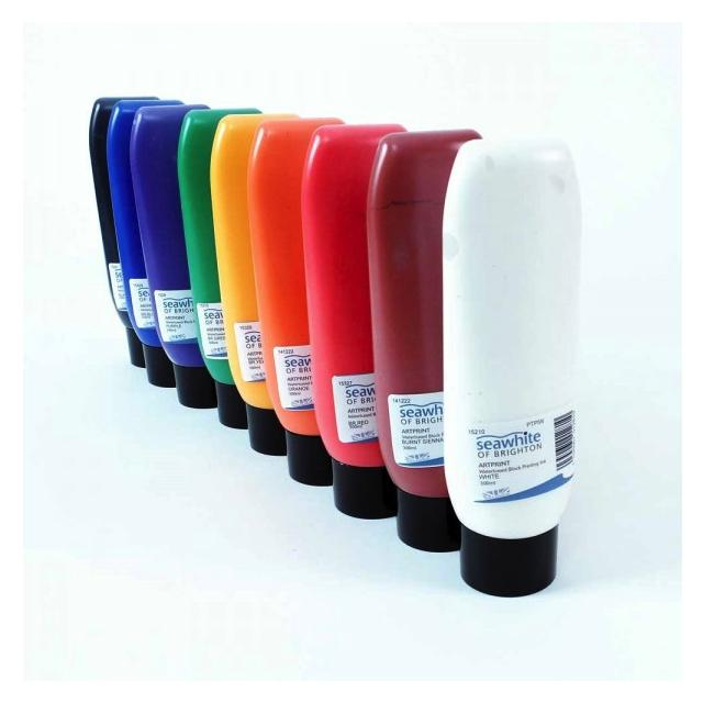 Seawhite Block Printing Ink 300Ml Art Materials