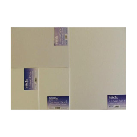 Seawhite Primed Canvas Panel Art Materials