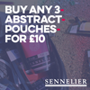 Sennelier Abstract 120Ml Acrylic Paint Pouch Art Materials