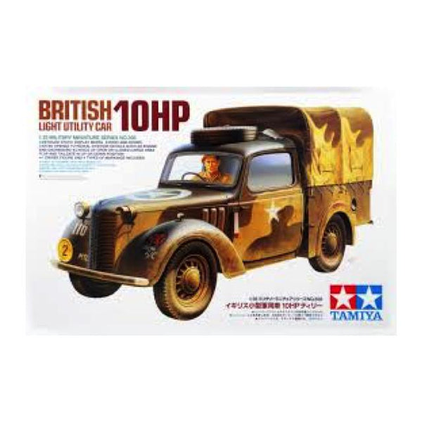 Tamiya Austin Tilly Utility Car 1:35 Art Materials