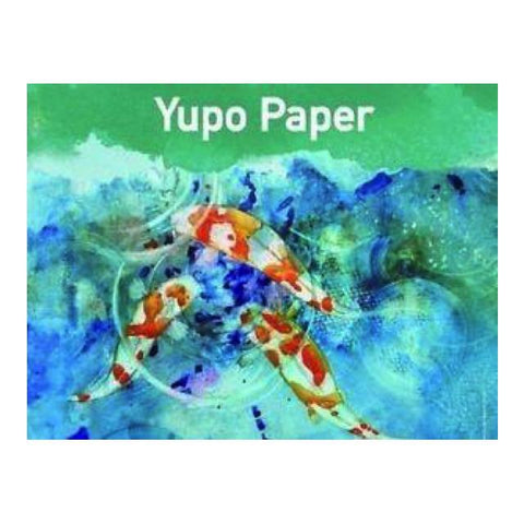 Yupo Paper Pack A4 X 25 Sheets Art Materials