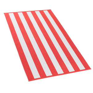 Cabana Stripe Beach Towels Kassatex