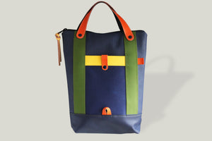 NO. 0 | WATERPROOF BACKPACK & BAG
