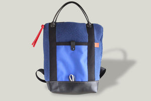 NO. 0 | BACKPACK & BAG - petrol sherpa