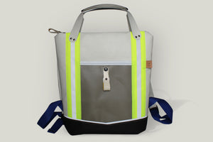 NO. 0 | REFLECTIVE WATERPROOF BACKPACK & BAG