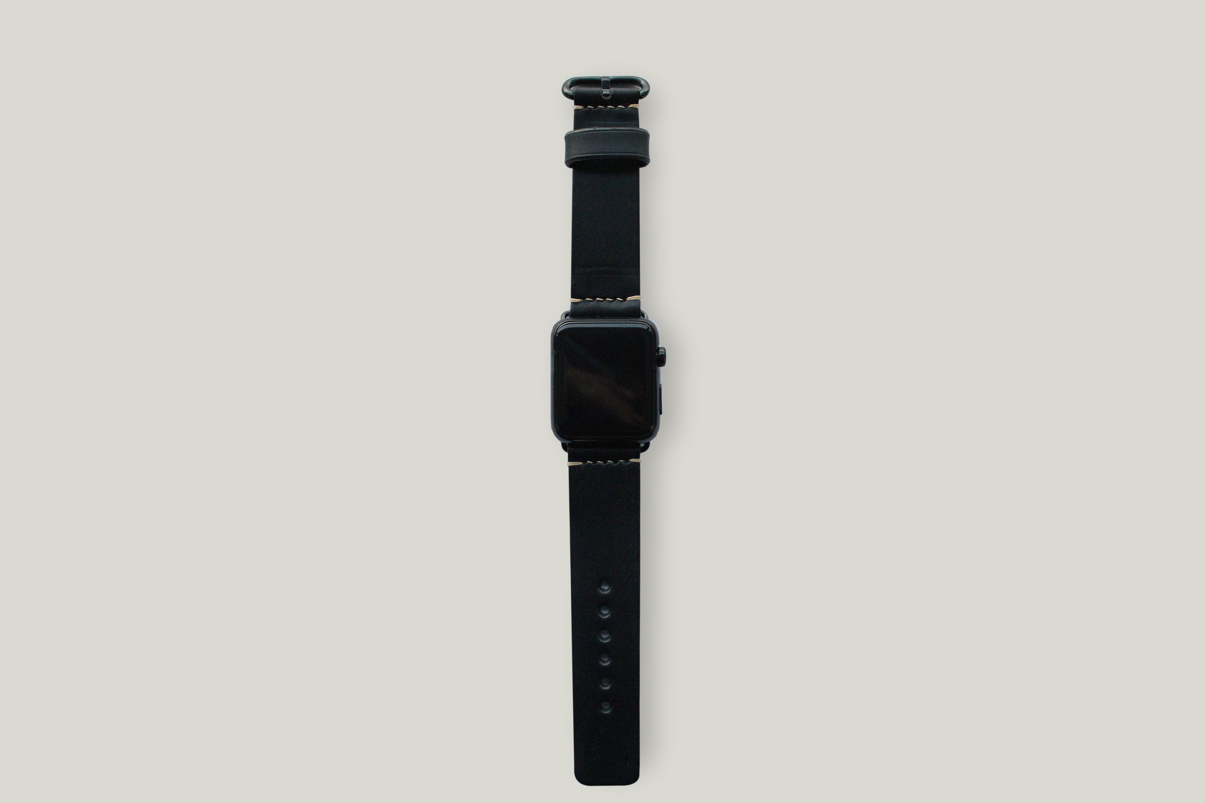NO.16 | ALL SERIES APPLE WATCH BAND - Black