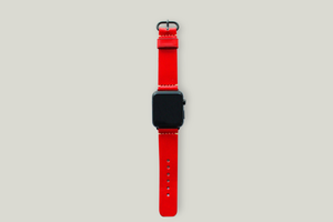 NO.16 | ALL SERIES APPLE WATCH BAND - Red