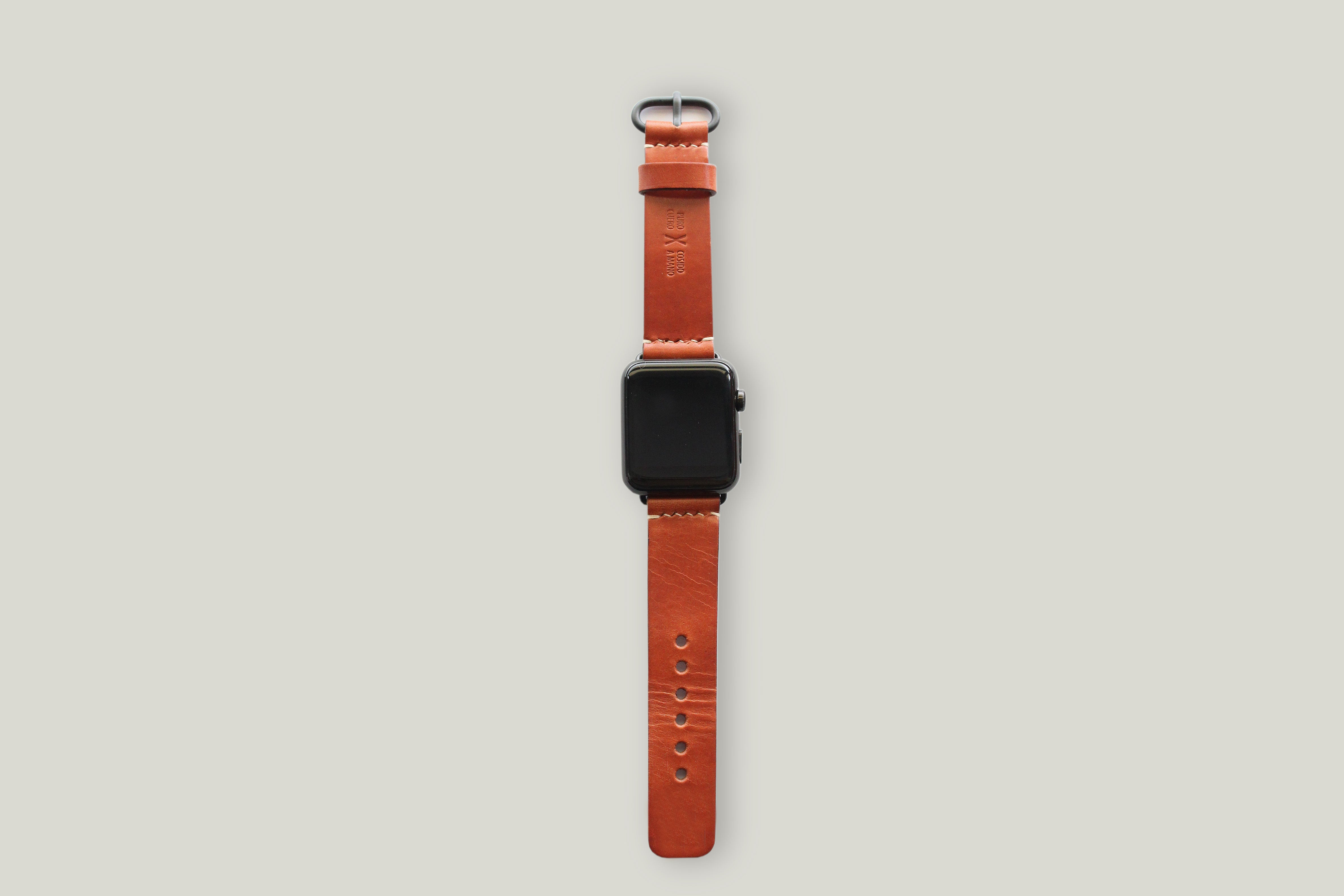 NO.16 | ALL SERIES APPLE WATCH BAND - Sun tanned