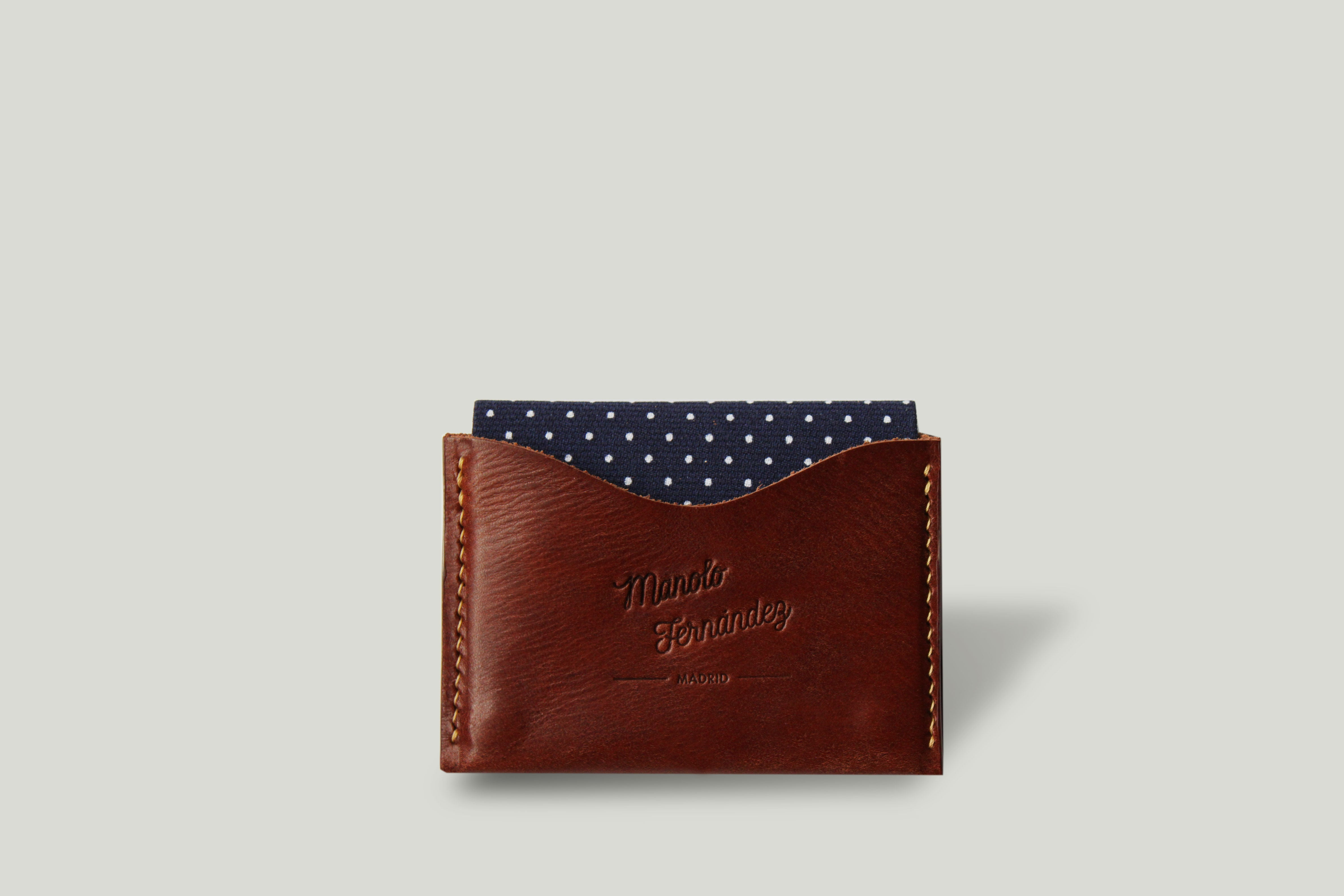 NO. 6 | DOUBLE CARD HOLDER WALLET