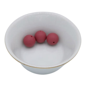 Lou Lou - Rond - Cherry - 15mm