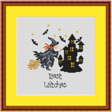 Best Witches Cross Stitch Kit