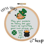 irish blessing kit