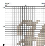 Hubby Cross Stitch Pattern