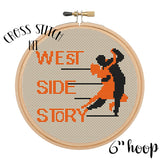 West Side Story Cross Stitch Kit
