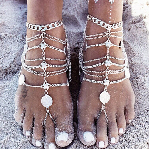 Freedom Chain Anklet Jewellery