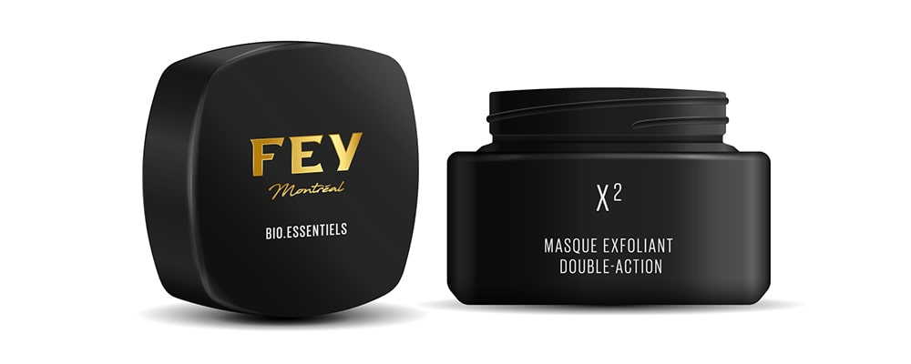 X² Masque Exfoliant Double Action