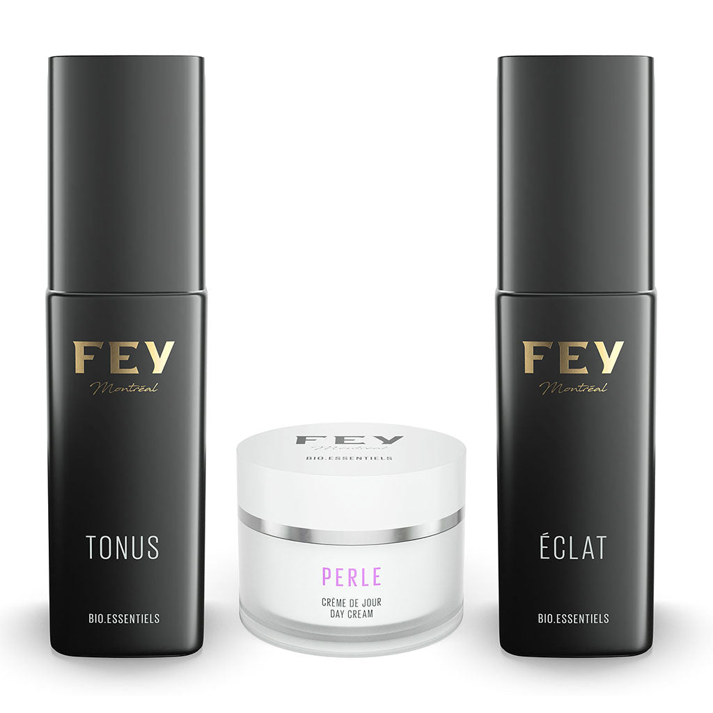 Ensemble Anti-Âge Essentiels | Anti-Aging Essentials Bundle | FEY Cosmetics