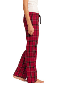 Soft Flannel Plaid Pajama Bottoms