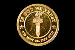 Gold Coin 1/10th troy oz. .999 Gold