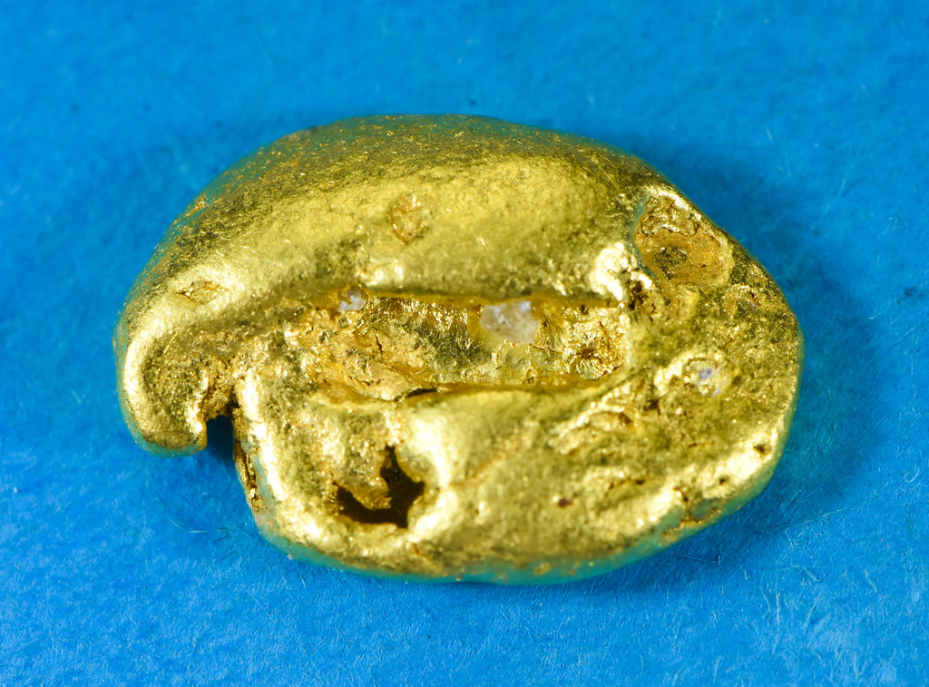 #303 Alaskan BC Natural Gold Nugget 2.17 Grams Genuine