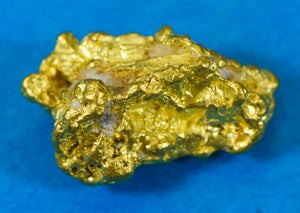 #181 Alaskan-Yukon BC Natural Gold Nugget 2.09 Grams Genuine