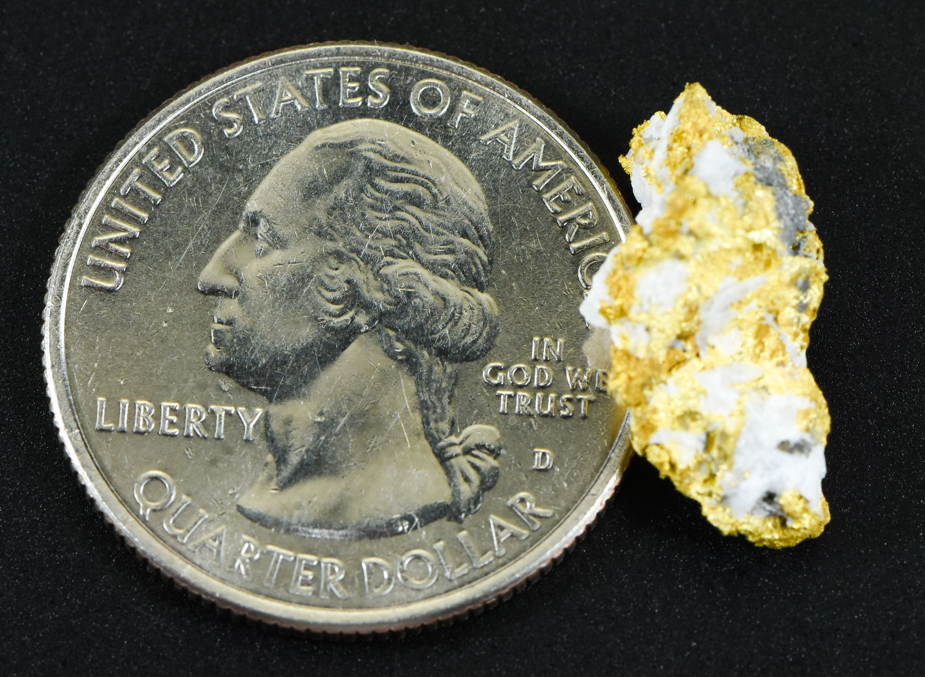 #794 Australian Natural Gold Nugget 1.49 Grams Genuine