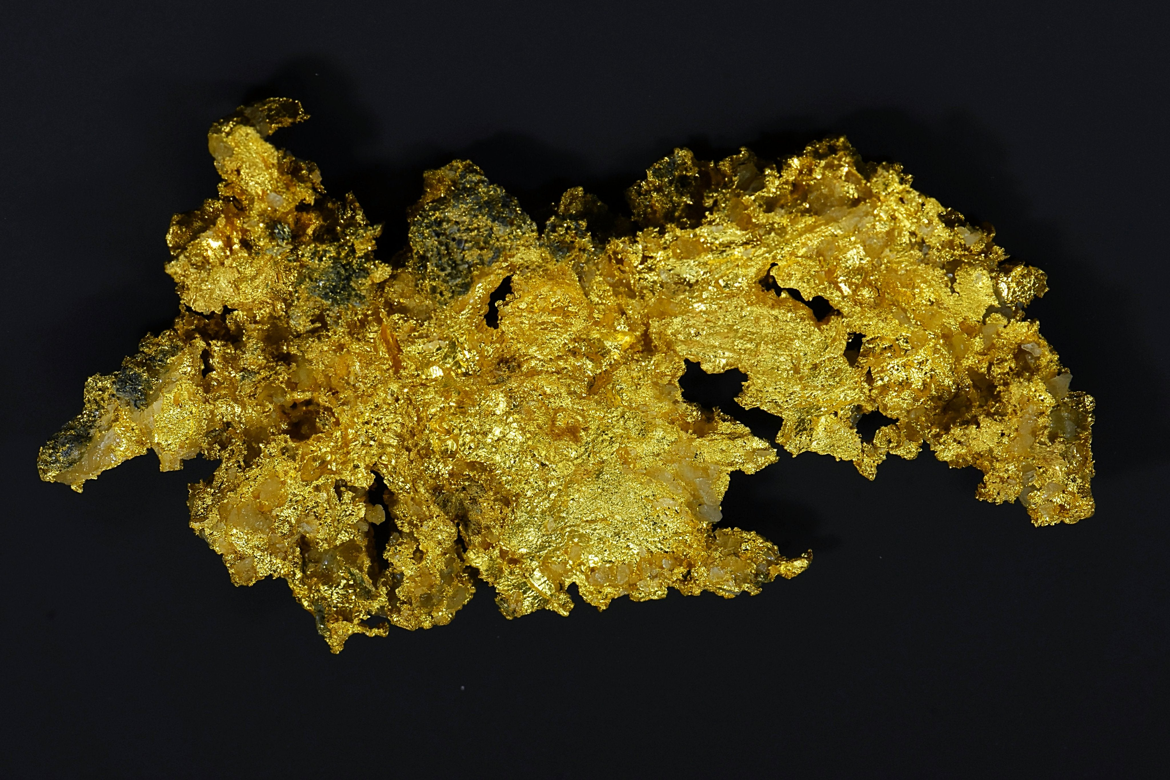 "Large Natural Gold Nugget Australian 273.65 Grams 8.79 Troy Ounces""The Dragon"""