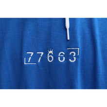 X 77663 T-Shirt Royal