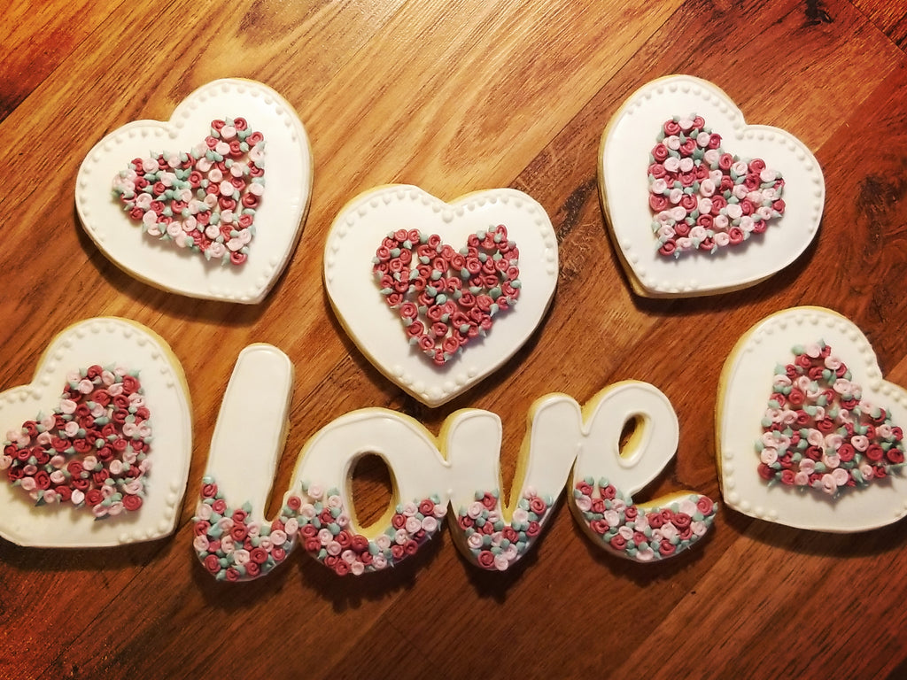 Valentine's Cookie Package
