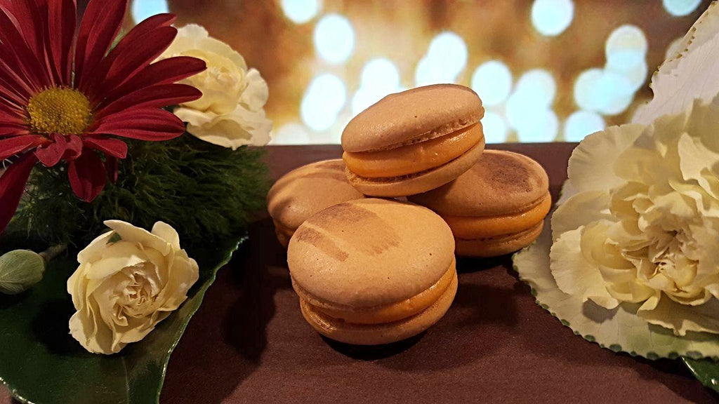Luscious Desserts French Macarons