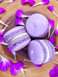 Luscious Desserts Passion Fruit French Macarons