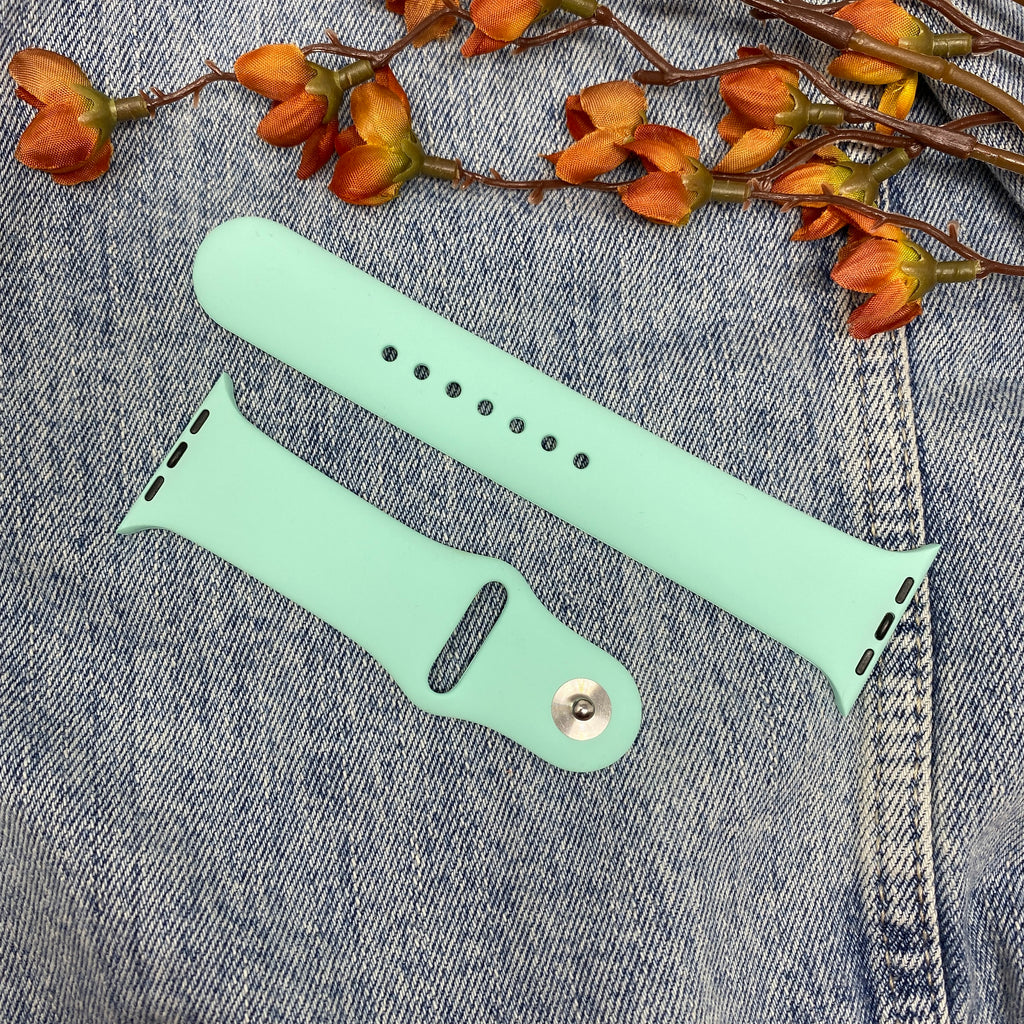 Mint Band for Apple Watch