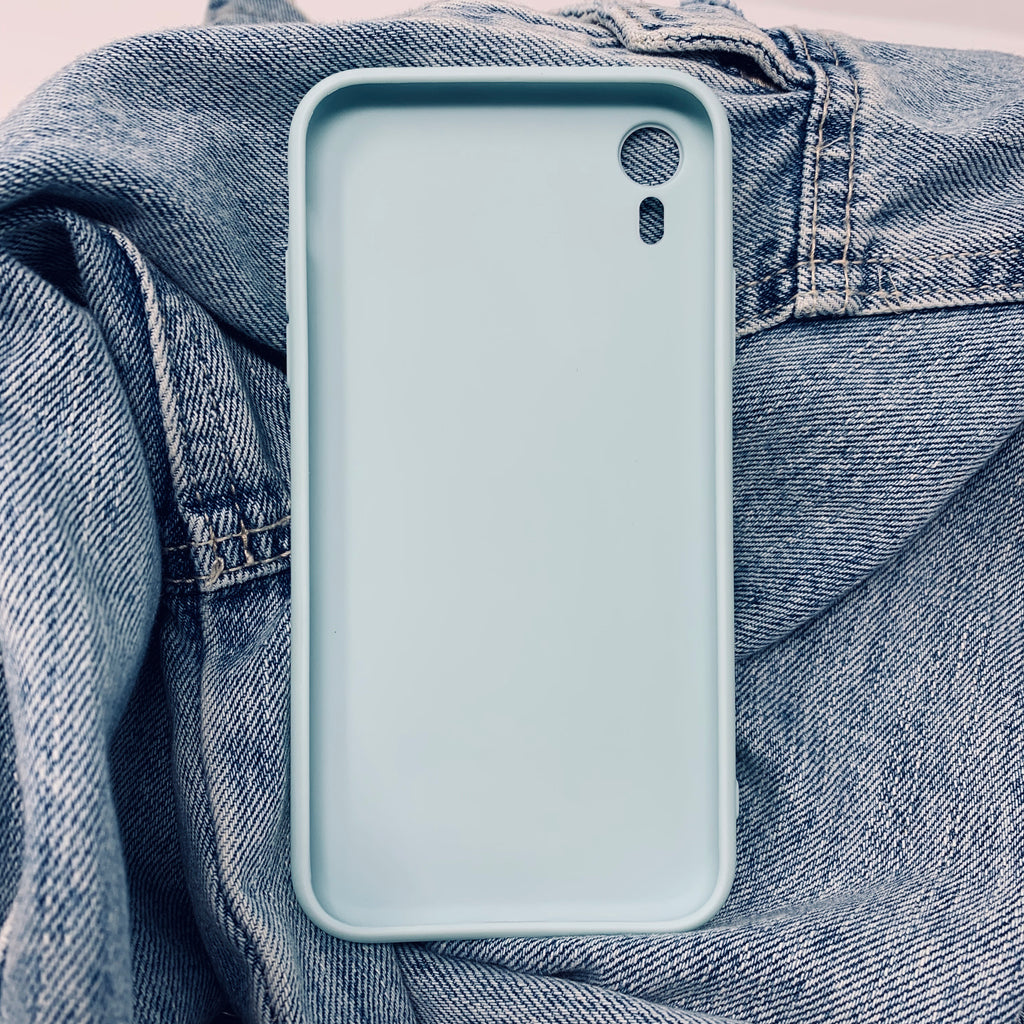 The Soft Blue Case