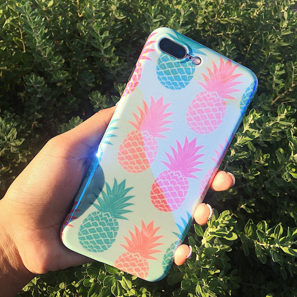 The Summer Pineapple Case