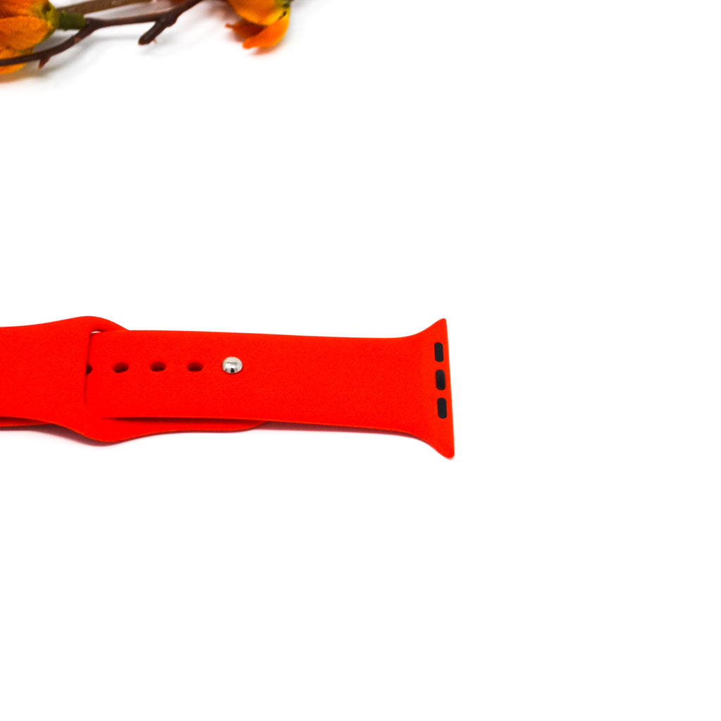 Red Band for Apple Watch