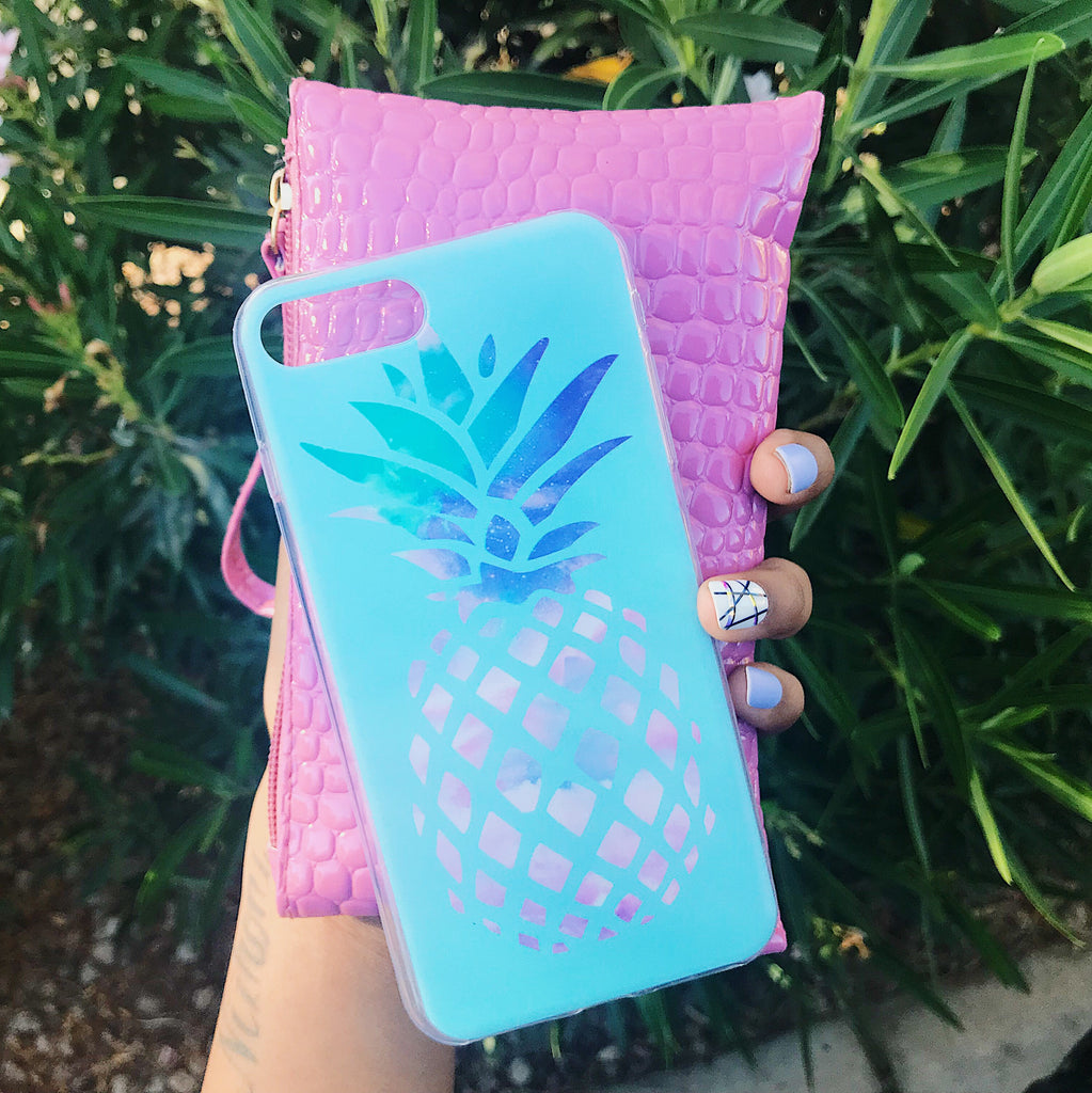 The Pineapple Sky Case
