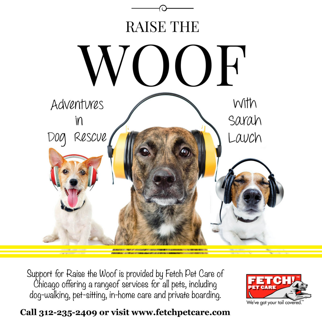 Raise The Woof Podcast Extended- A deeper dive into CBD for