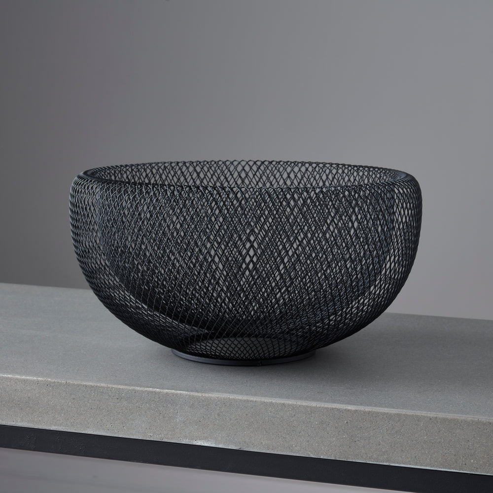 Black Decorative Bowl