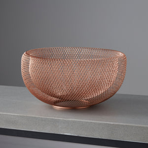Rose Gold Decorative Bowl