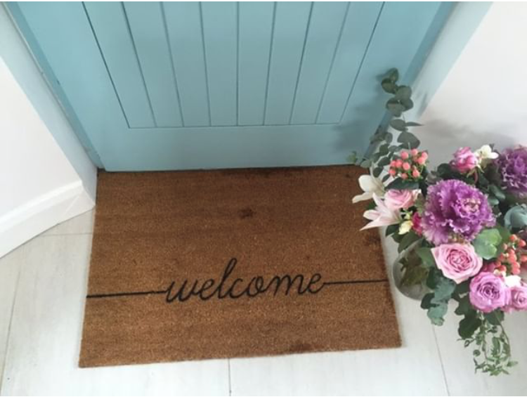 Country Home Welcome Extra Large Doormat