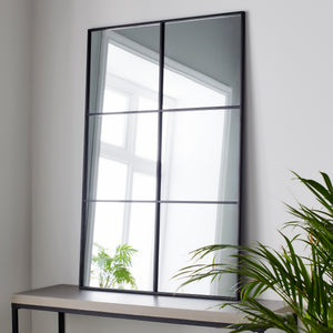 Manhattan Window Mirror (120x80cm)