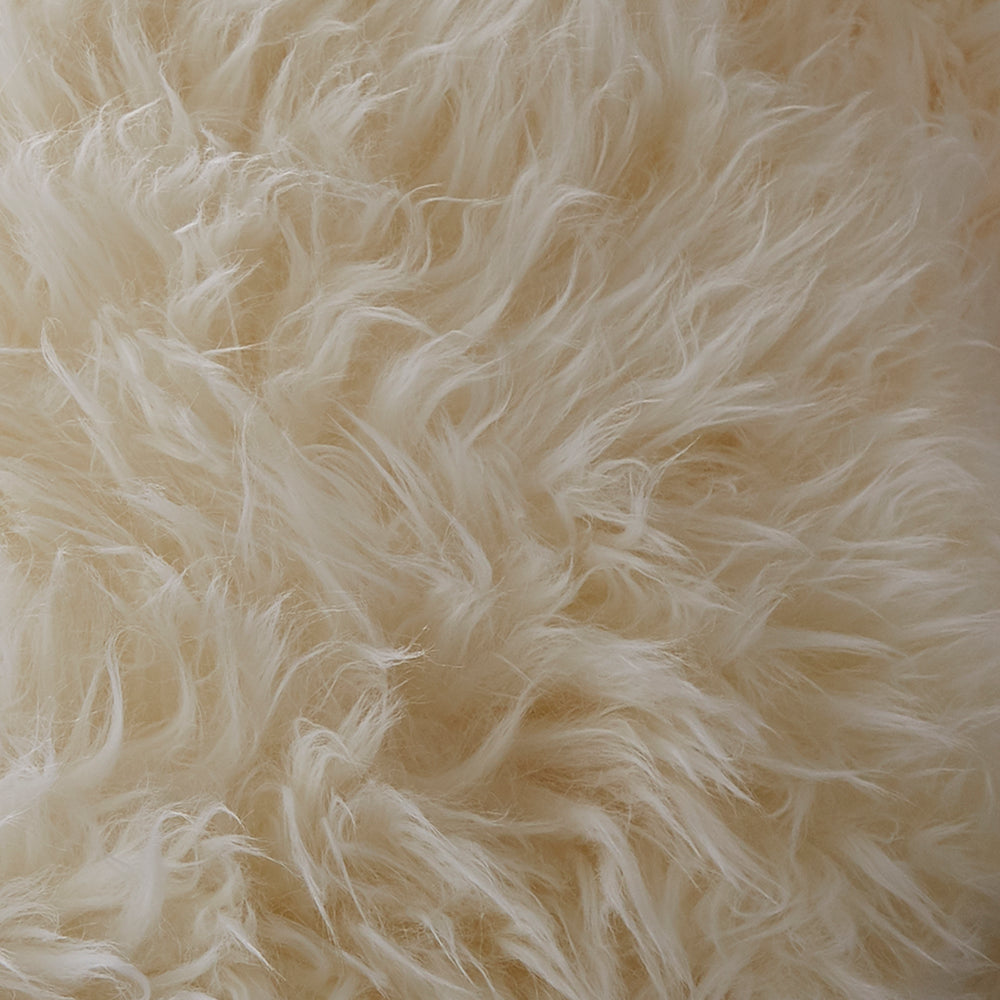 Natural Sheepskin Cushion