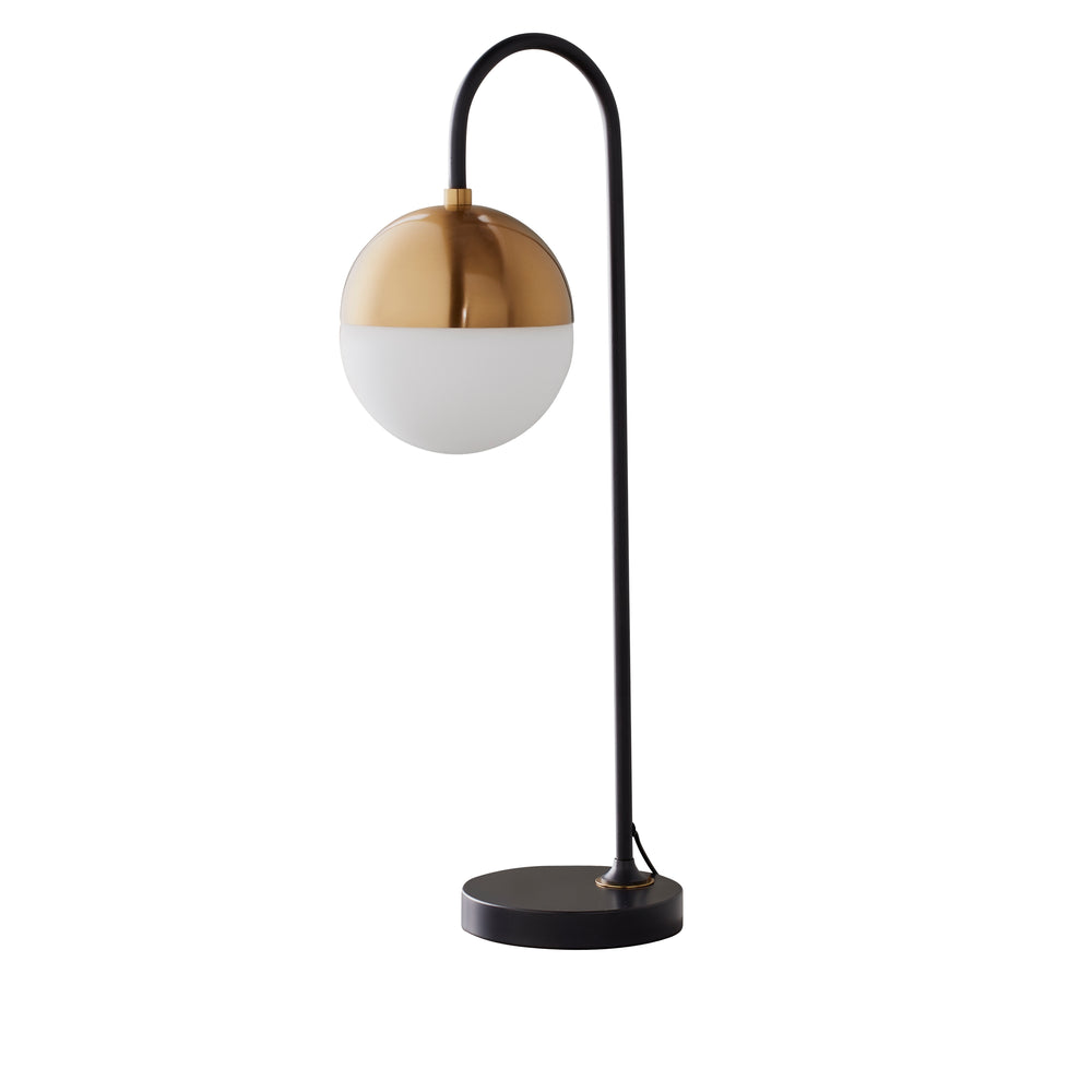 Mayfair Black Gold Table Lamp
