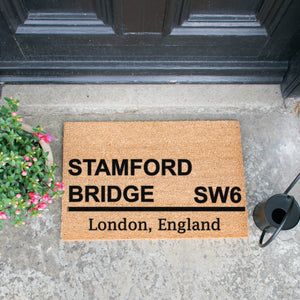 Stamford Bridge Football Doormat