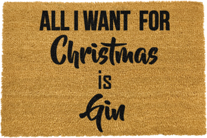 All I want for Christmas is Gin