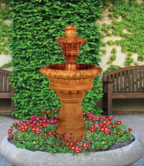 Henri Studio Valencia Three-Tier Fountain