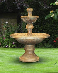 Henri Studio Traviata Two-Tier Fountain